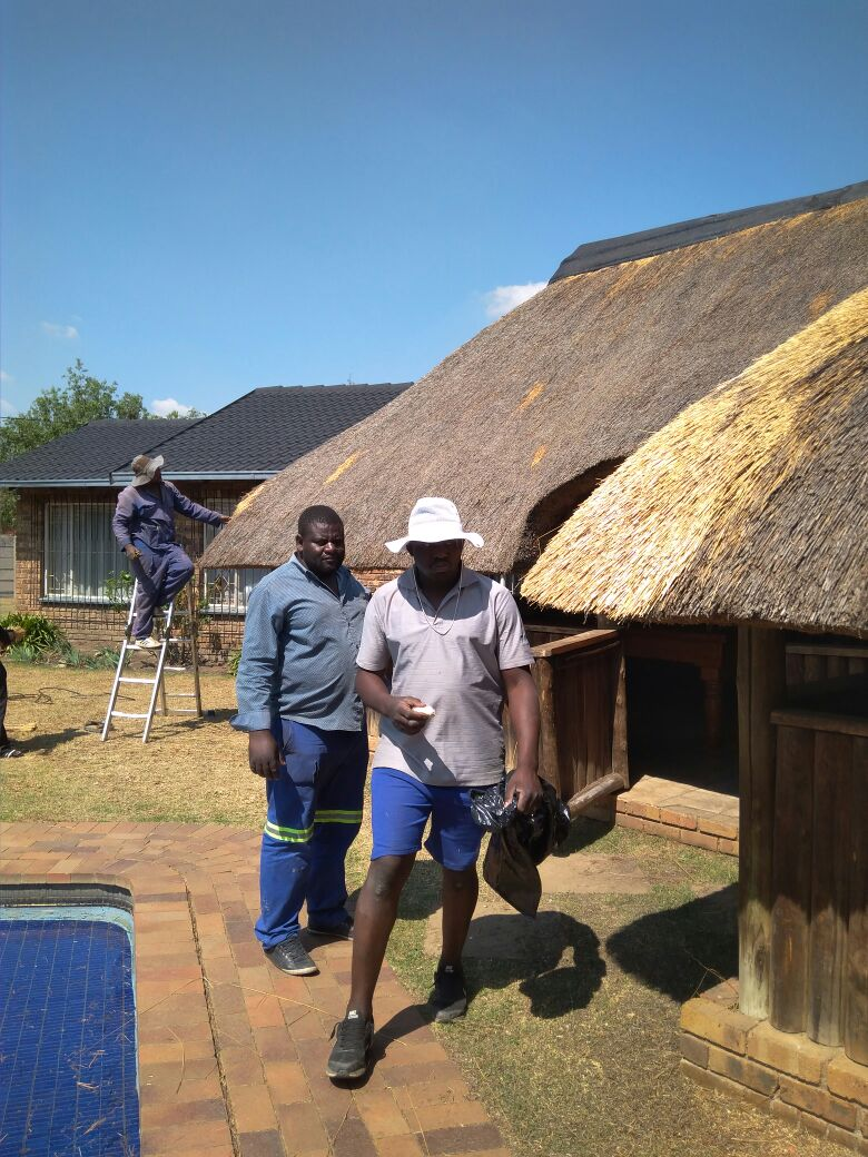 Thatching and Roofing Services in Limpopo
