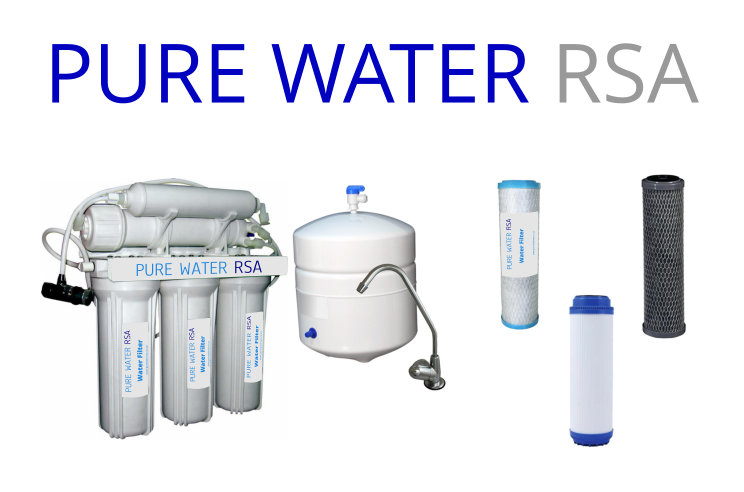 Pure Water RSA - Filtered Drinking water systems