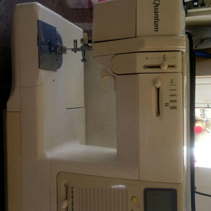 Singer Quantum sewing machine