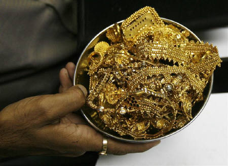 Get cash value for your gold jewellery