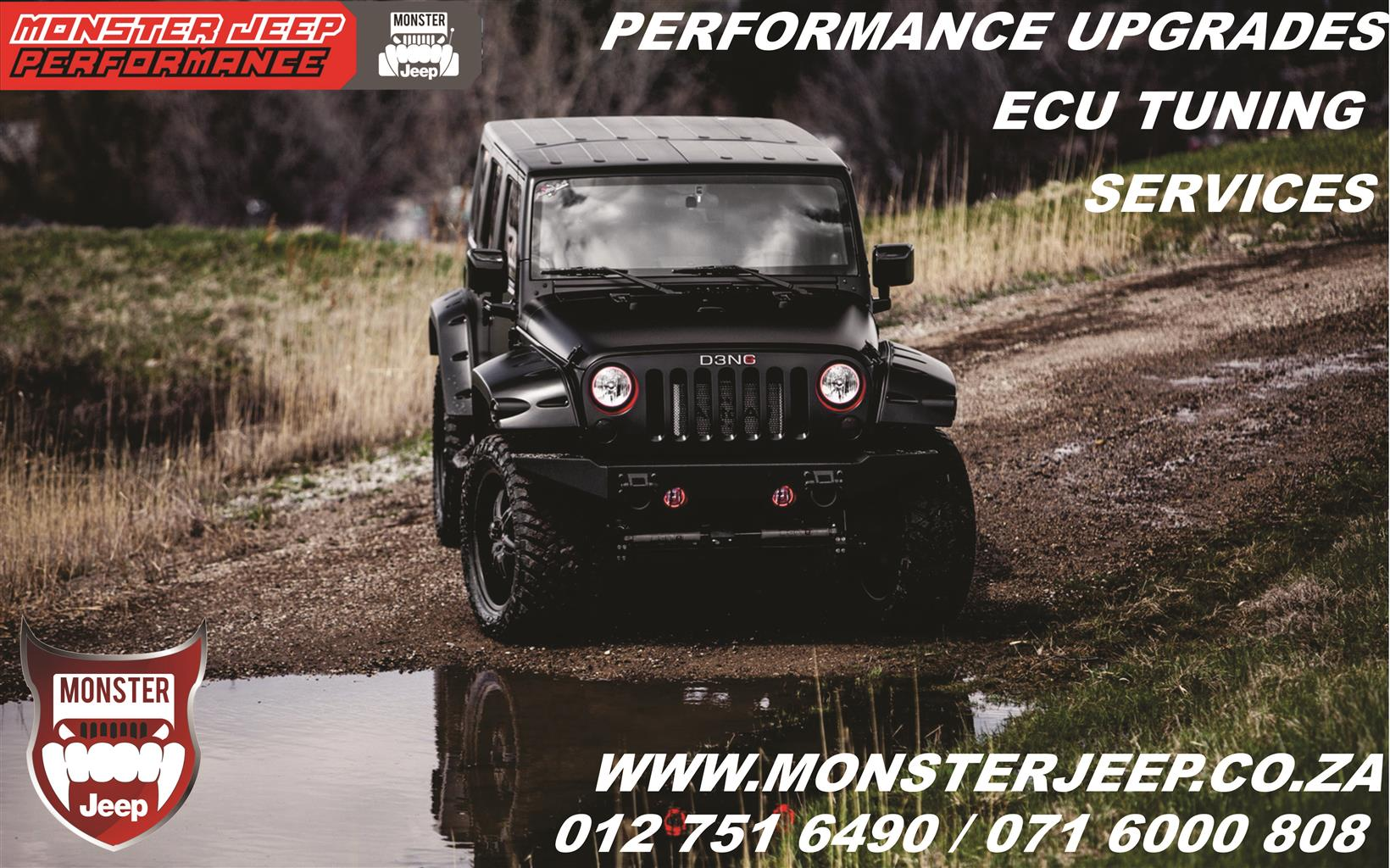 Jeep ECU Tuning / Performance / Services