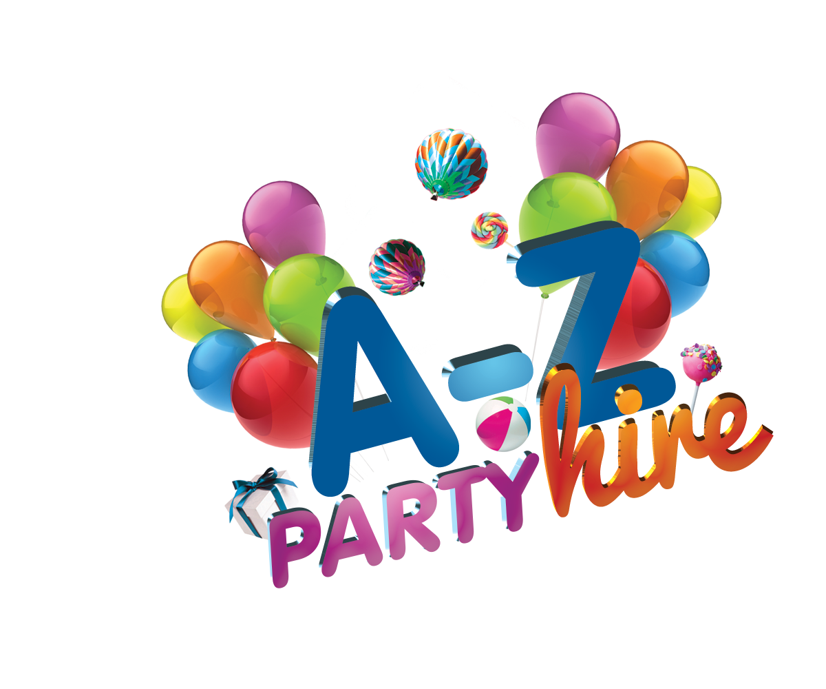 A-Z PARTY HIRE.  COSTUME & JUMPING CASTLE RENTALS