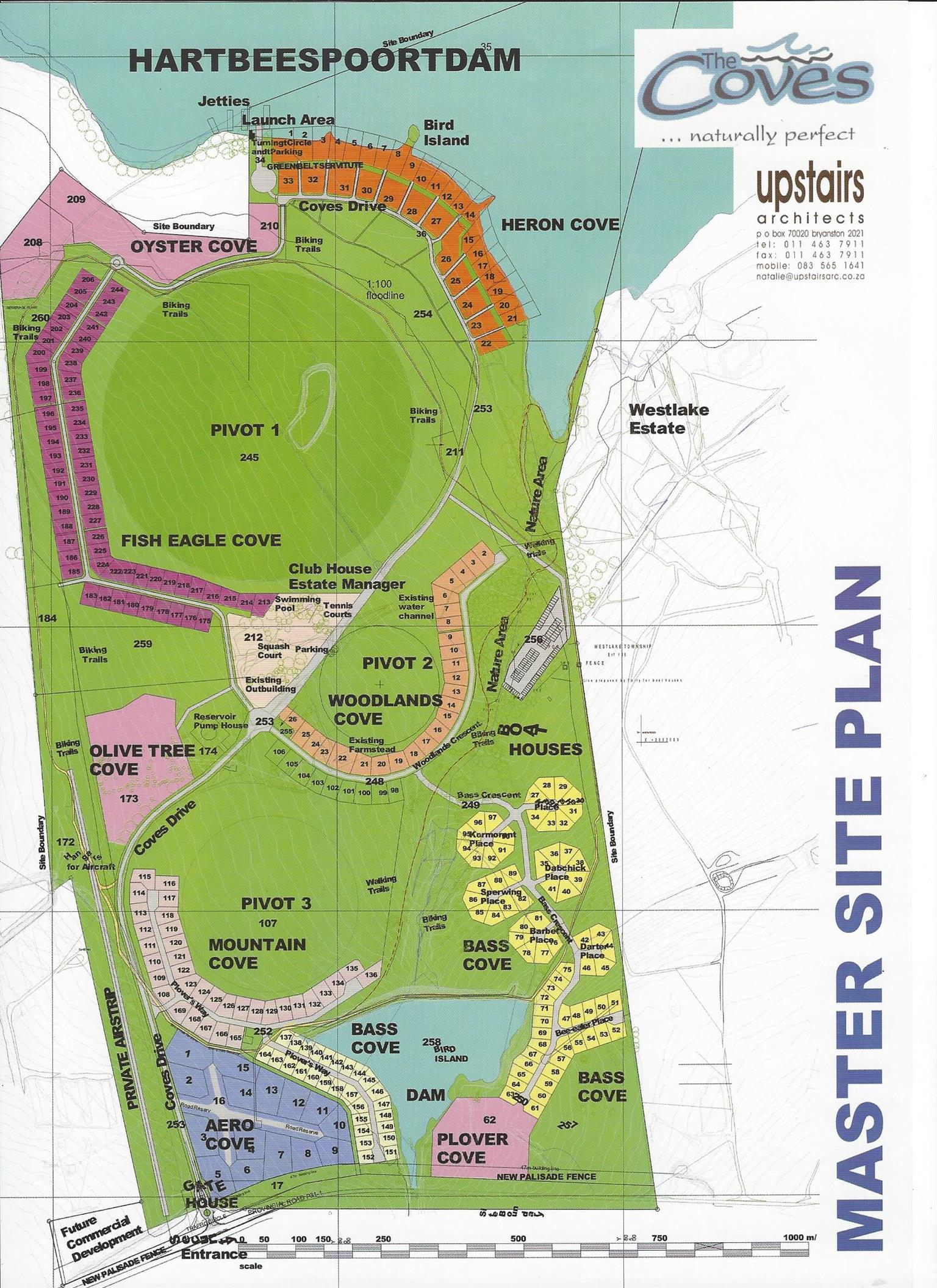 912 sq m Vacant land for sale - The Cove, Hartbeespoort Dam