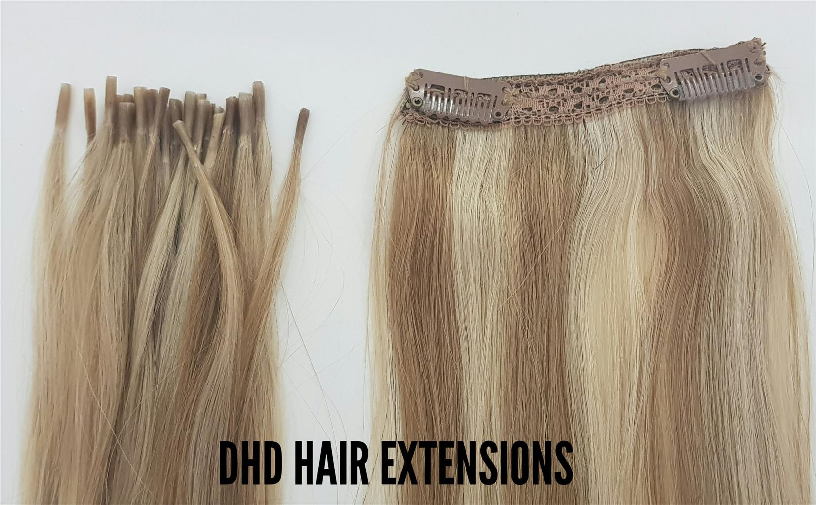 CONVERT CLIP INS TO PERMANENT HAIR EXTENSIONS