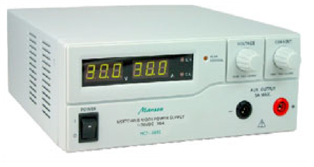 Power Supply - Digital Laboratory Bench Power Supply - HCS-3600 - 1 to 15 VDC 60 Amp