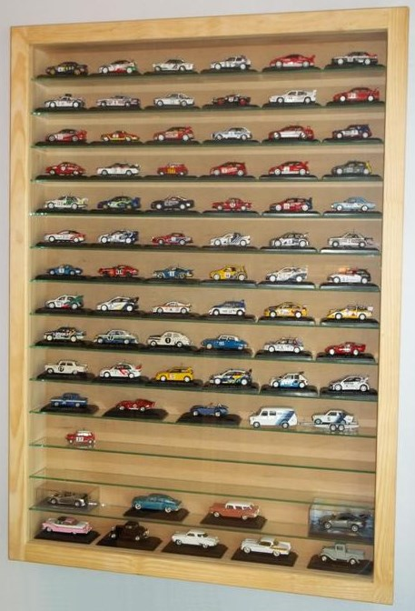 CABINETS Custom made for Models, cars, trains etc.
