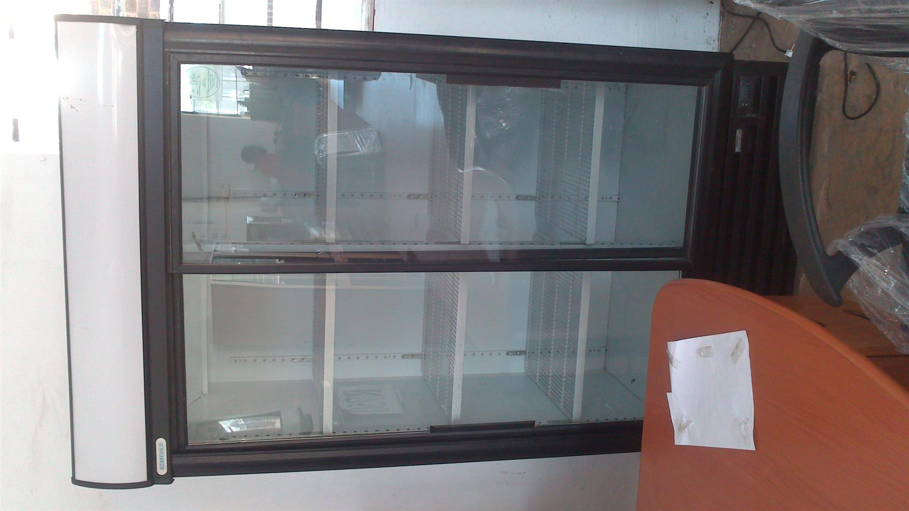 Display Fridges 1140 Two Doors