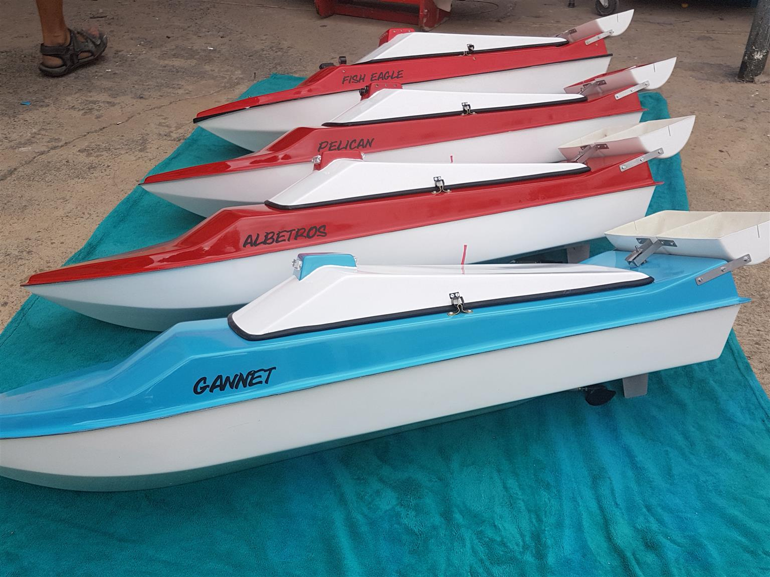 Bait boats from R 3500.00