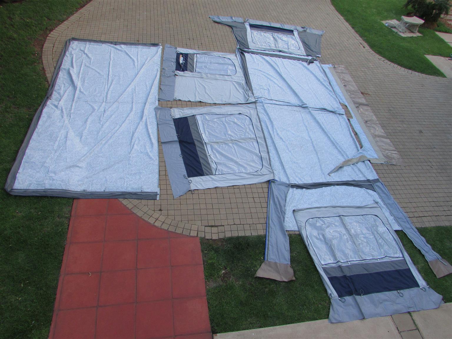 Jurgens Fleetline Complete Tent