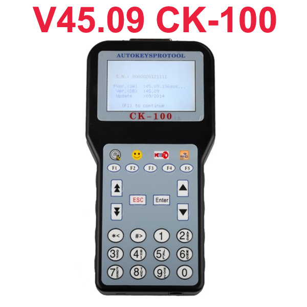 Ck100 V46 02 Latest Multi Vehicle Auto Key Immobilizer Programmer
