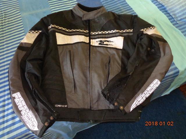 PERFECTO 2XL (46) Textile Bike Jacket