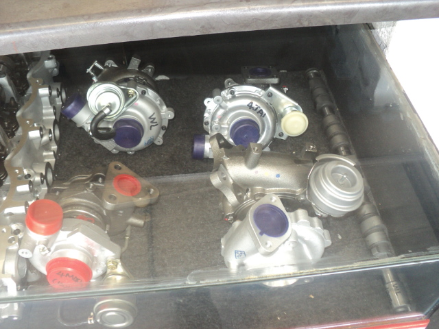 NAVARA YD25 NEW TURBOS  R11000