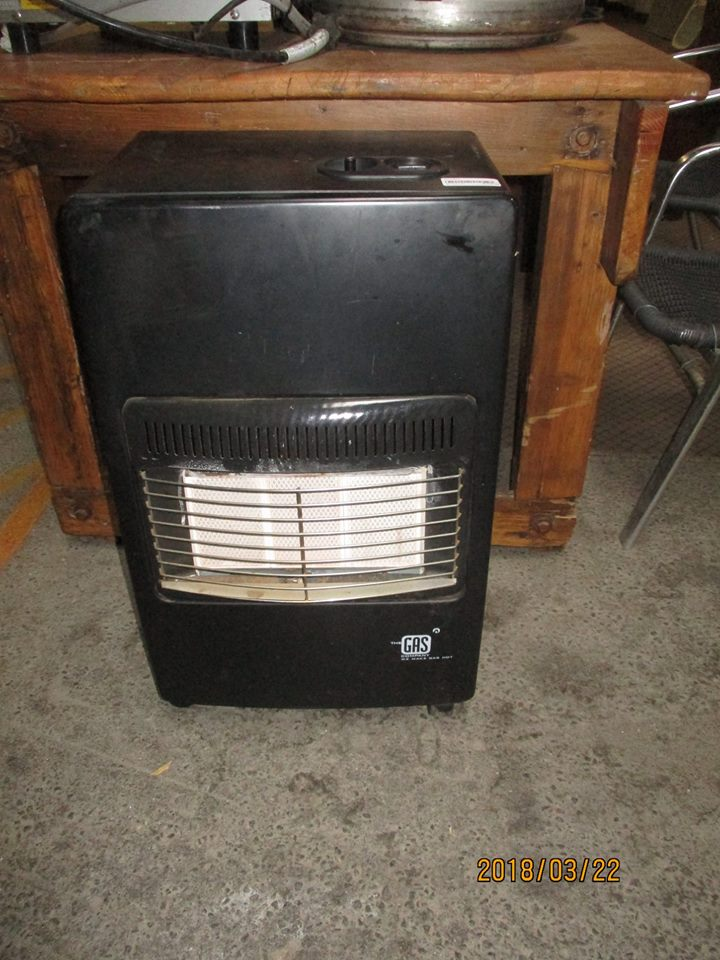 nd hand gas heater for sale