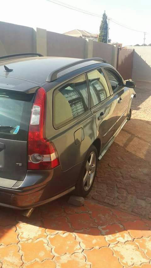 2007 Volvo V50 T5 Geartronic