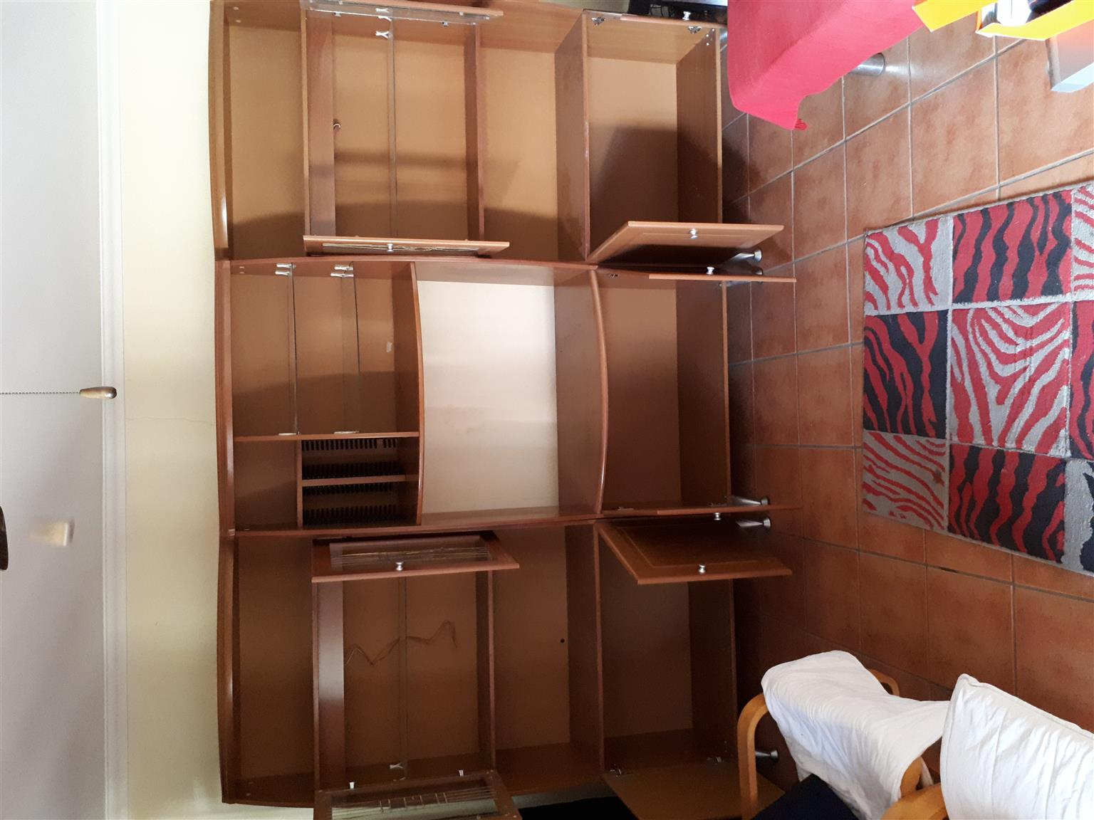 3 Piece Wall Unit | Junk Mail