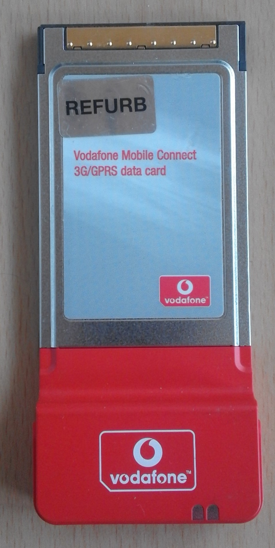 Mobile Modem 3G Data SIM Card for connecting your Laptop or PC to Internet via SIM Card.
