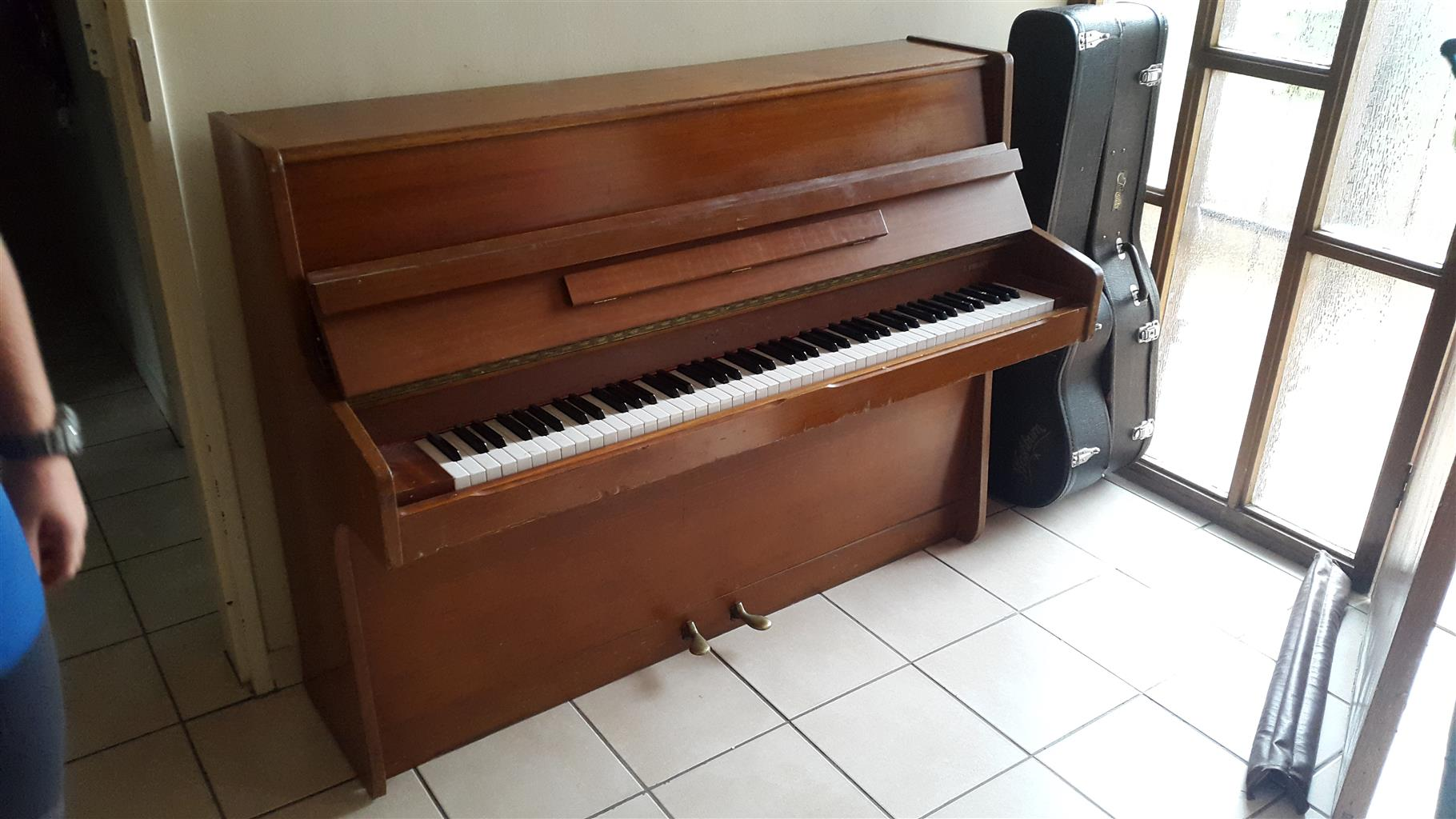 Bach Berlin piano