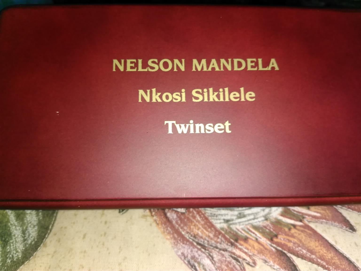 Nkozi Sikilele Twinset