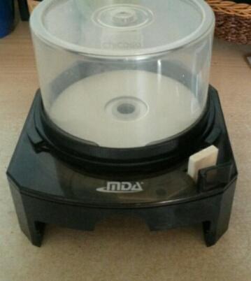 DVD/CD blank dispenser