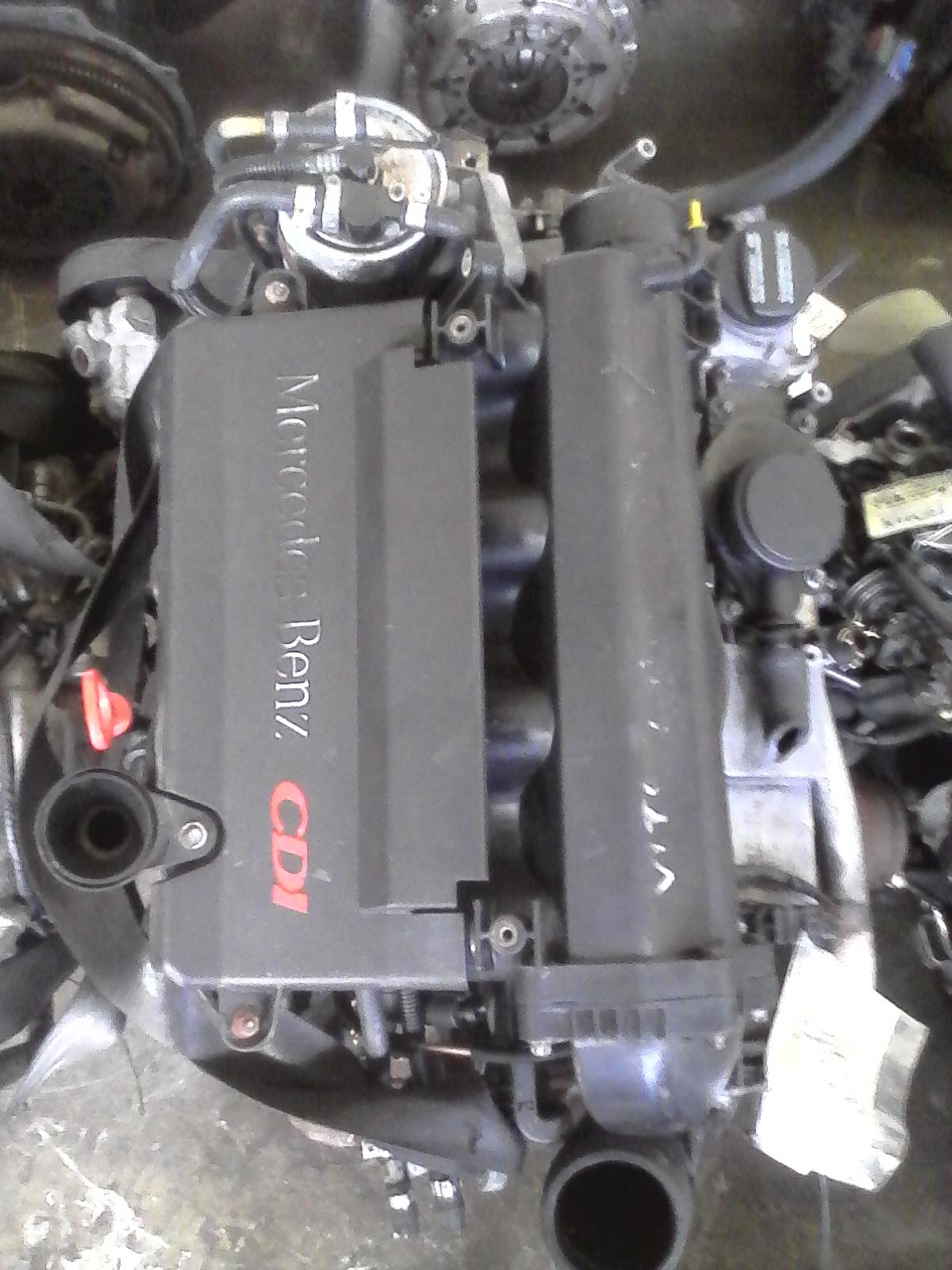 Mercedes Vito 220 CDi Engine for Sale