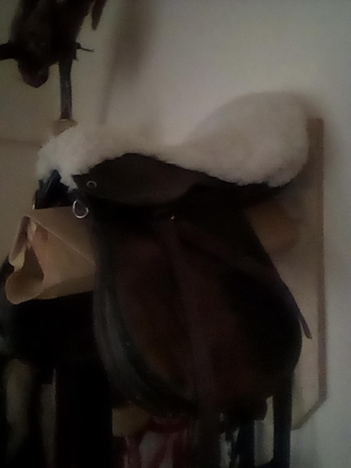 Horse saddle