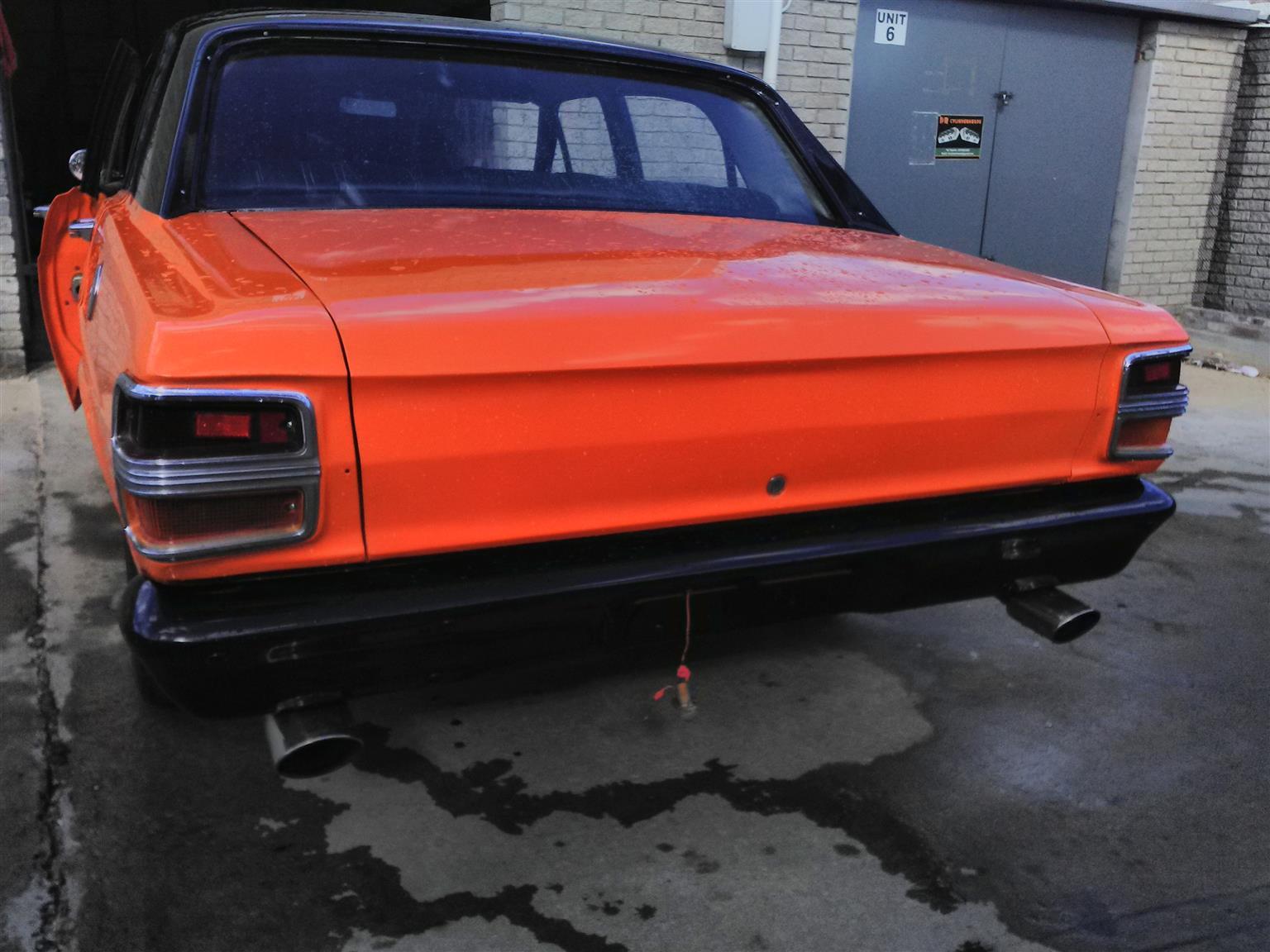 1972 Ford Fairmont V8