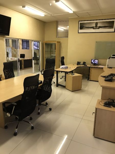 "Double Storey ""A"" grade offices, semi furnished to LET"
