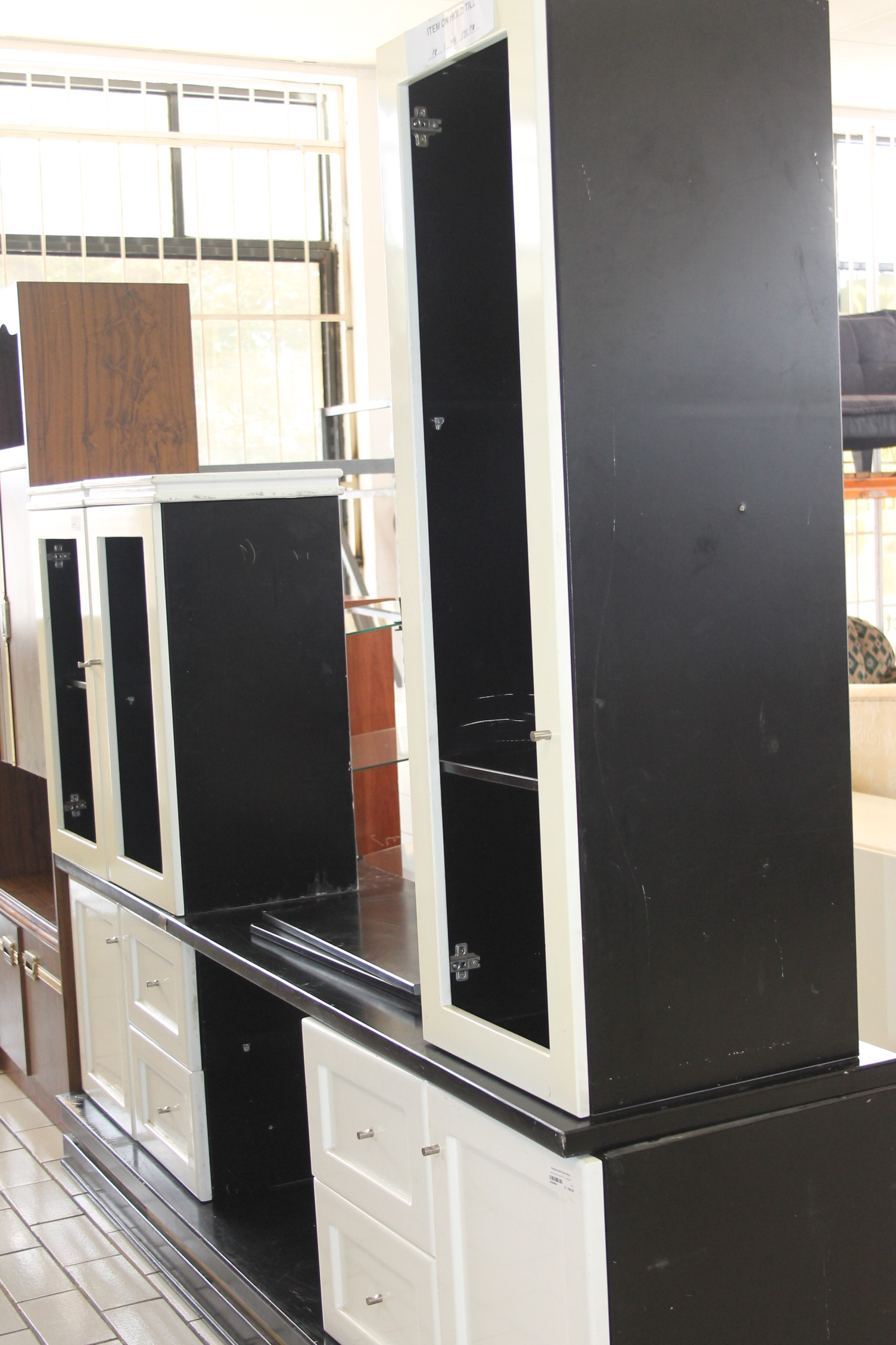 TV cabinet S028590a  #Rosettenvillepawnshop