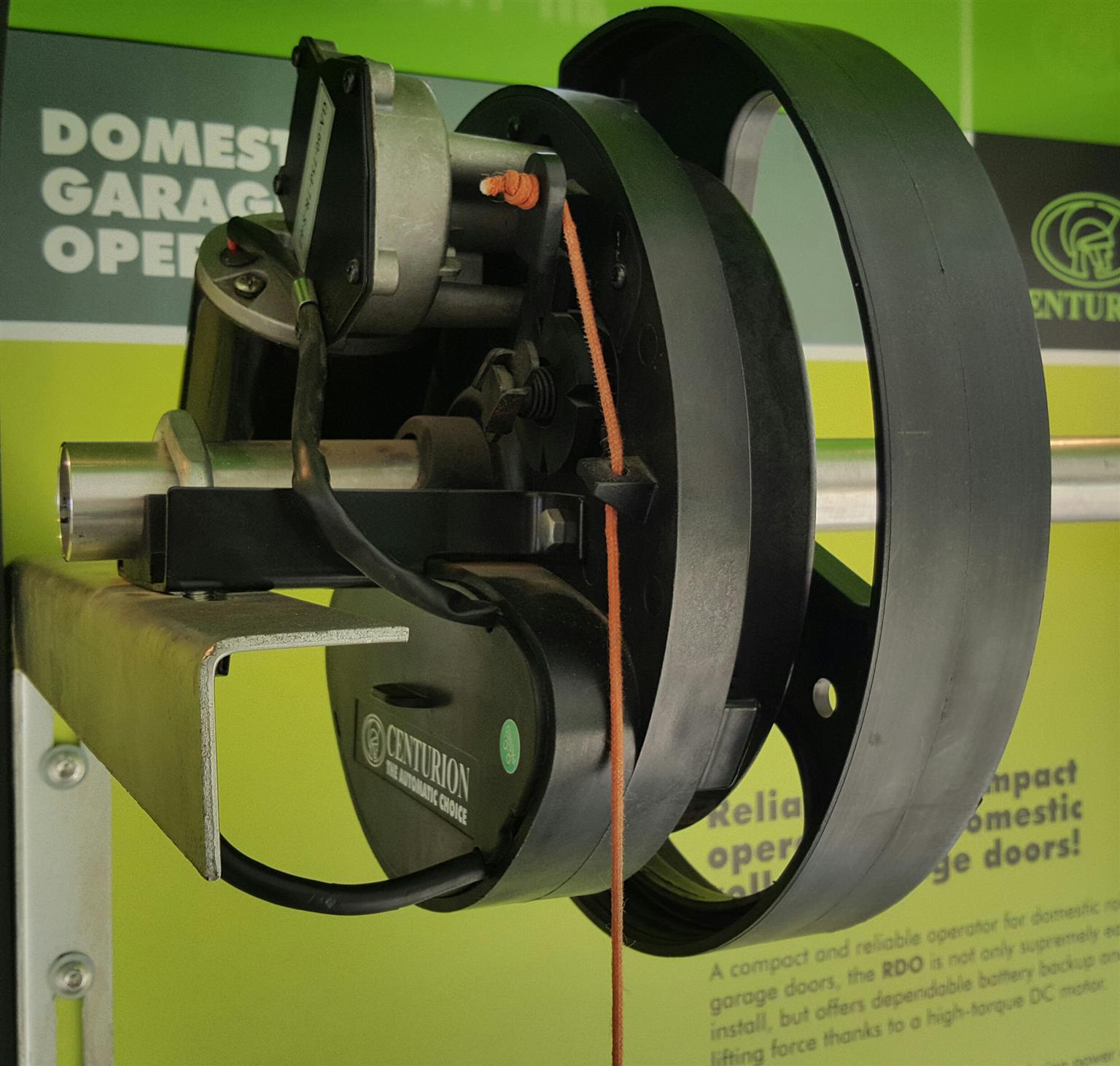 Centurion RDO Rollup Garage Door Spares