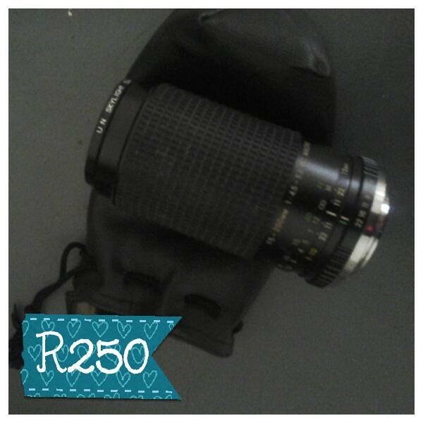 Kamera lens