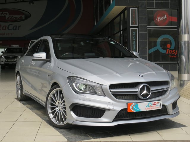 2015 Mercedes Benz CLA 45 AMG 4Matic