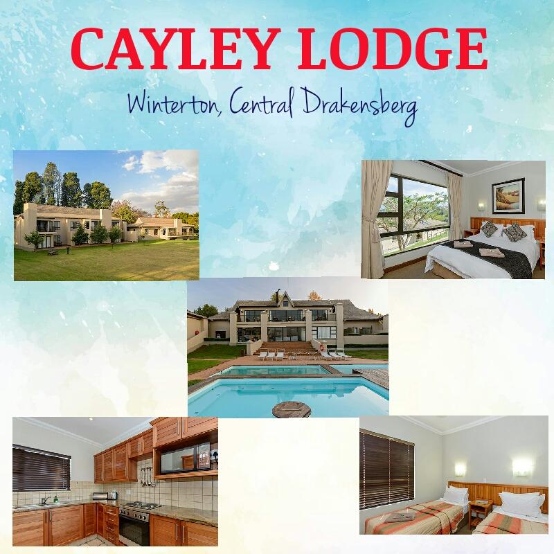 Cayley Lodge (12 - 15 January~ Weekend)