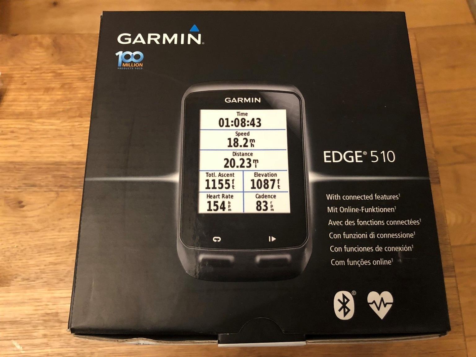 Garmin Edge 510 Bundle