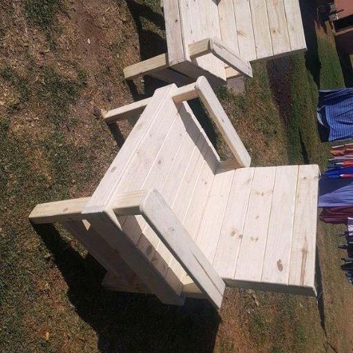 Hand made Garden/Porch chairs