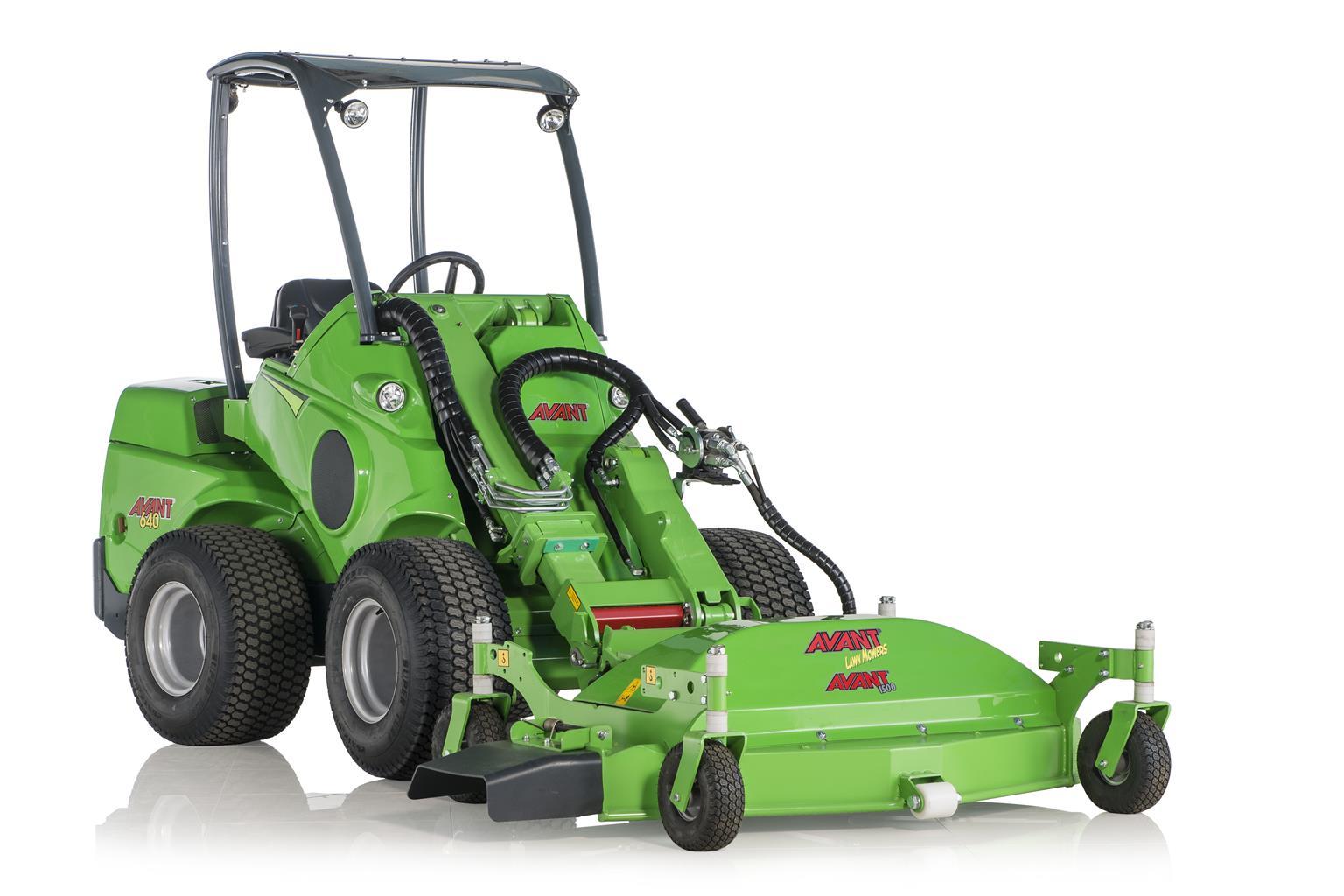 Avant 630 –Mini loader/digger/tractor/ excavator/trencher/forklift/articulated