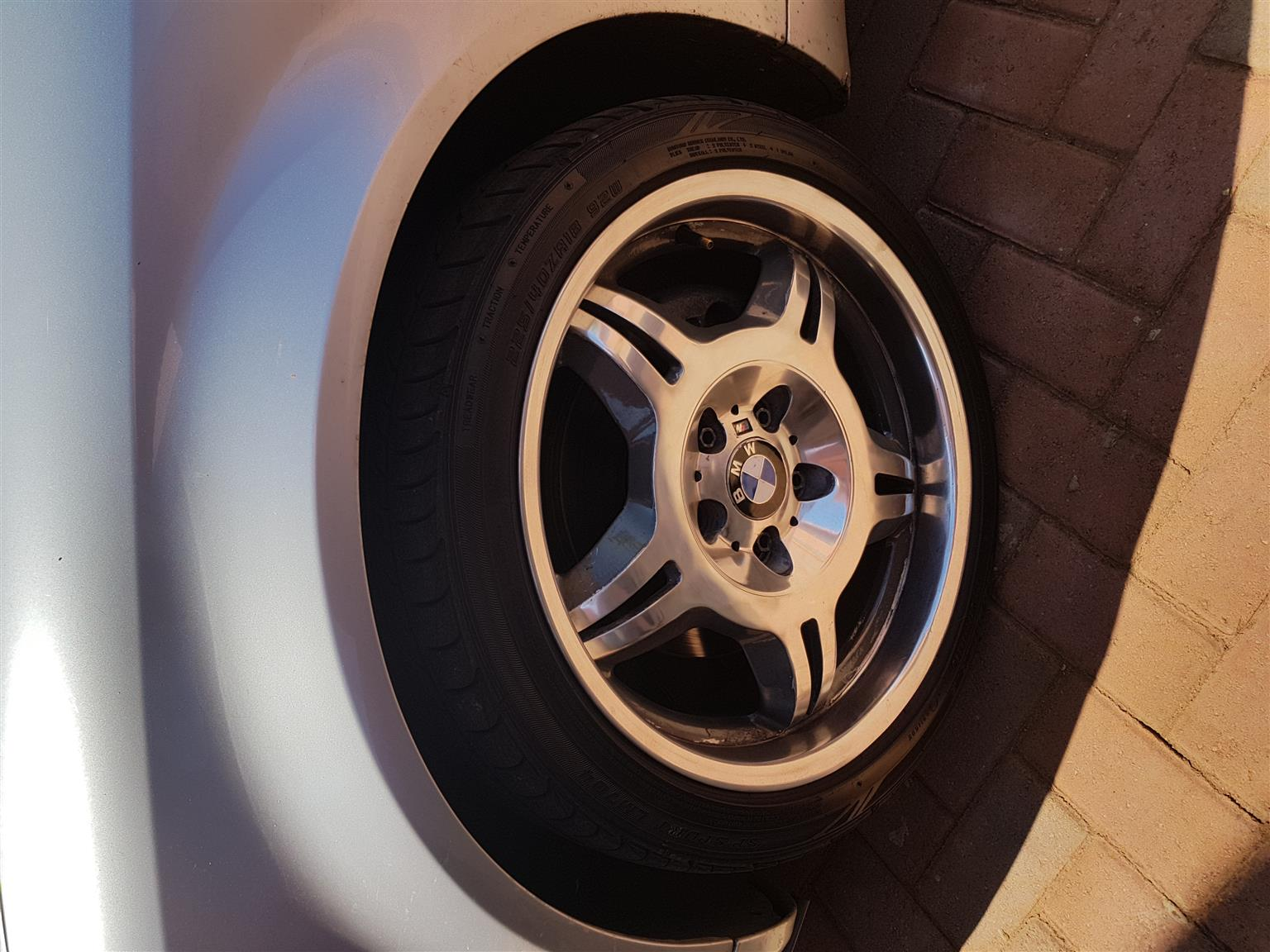 M3 wide narrow for Audi wheels or R5000