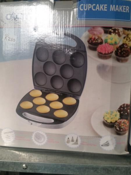 Ottimo Cup Cake Maker