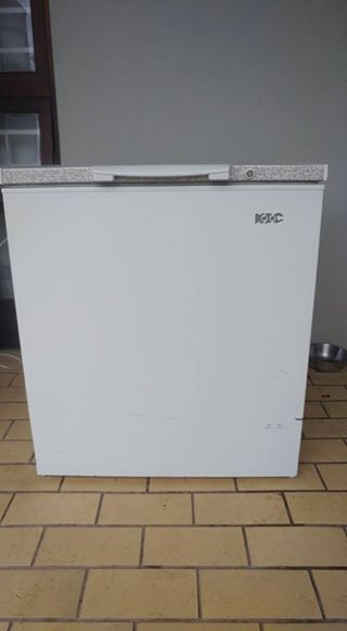Kic Chess Freezer 210l