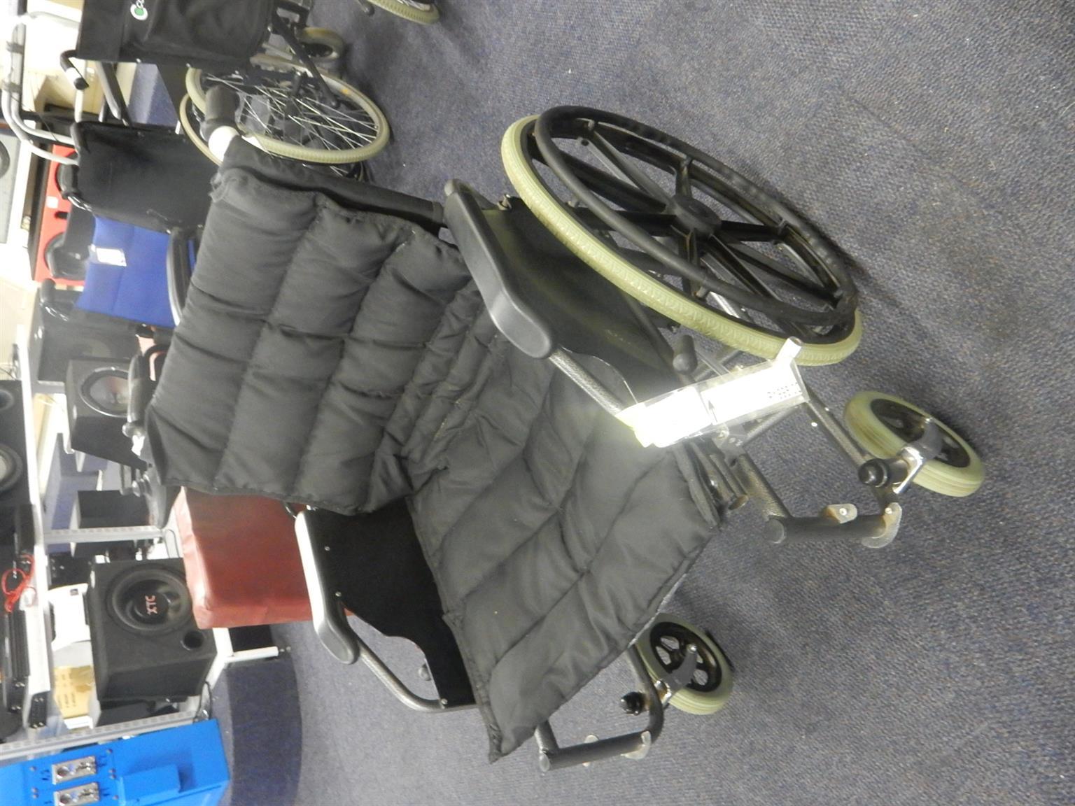 Dischem Brand Heavy Duty Wheel Chair