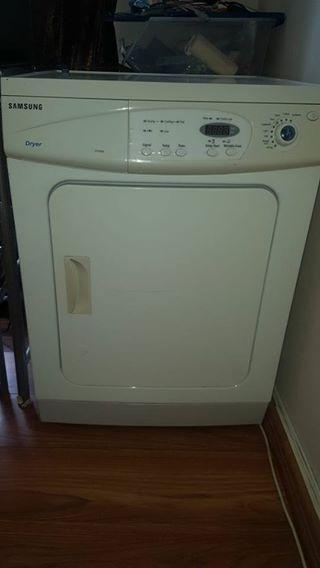 Samsung tumble dryer