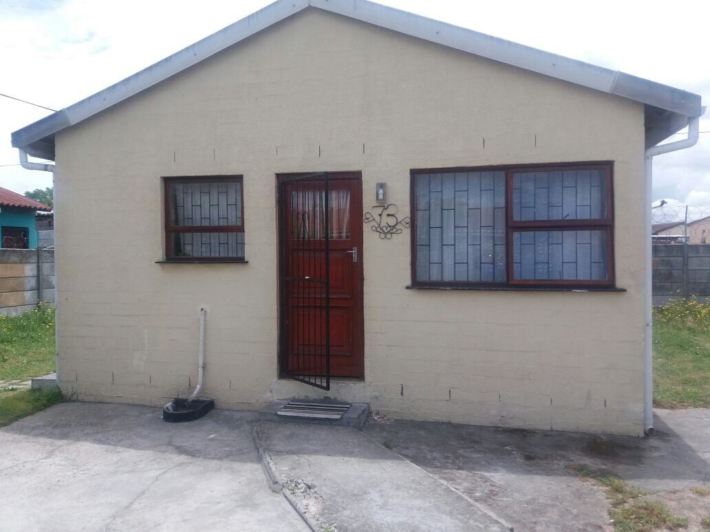 Eersterivier house to rent