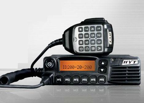 HYT T-800 MOBILE TRUCKING RADIO
