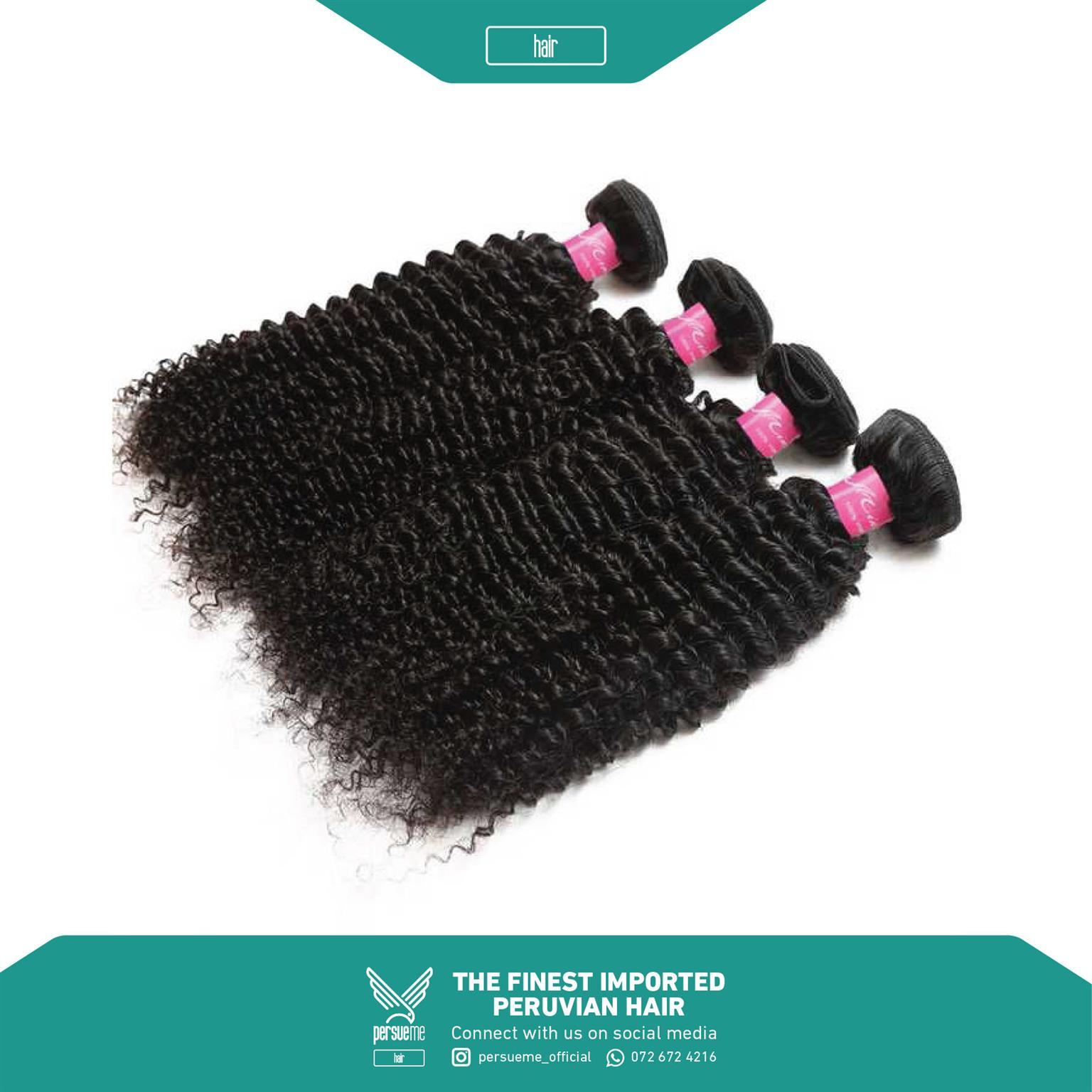 Peruvian/Brazilian Imported Hair