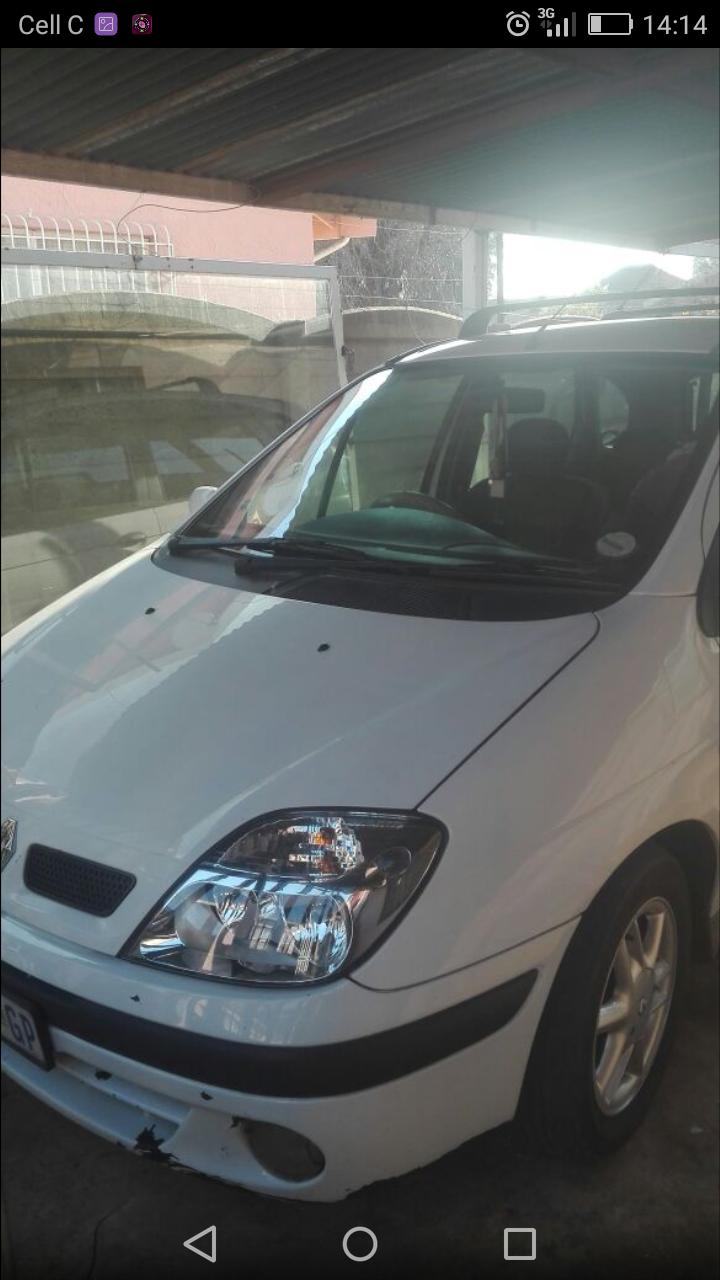 aa891076ec 2001 Renault Scenic