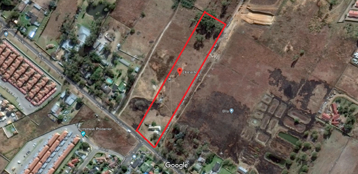 Calling all investors! Plot approved by council for township development res 3