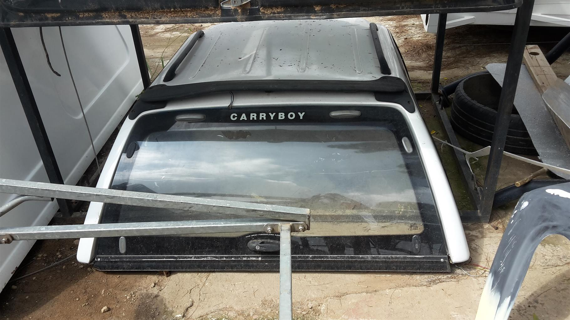 Colt Double Cab Carry boy Canopy & carry boy canopy in All Ads in South Africa | Junk Mail