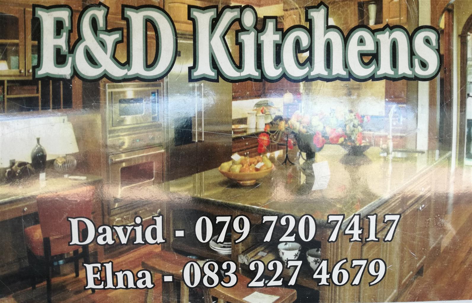 E & D Kitchens