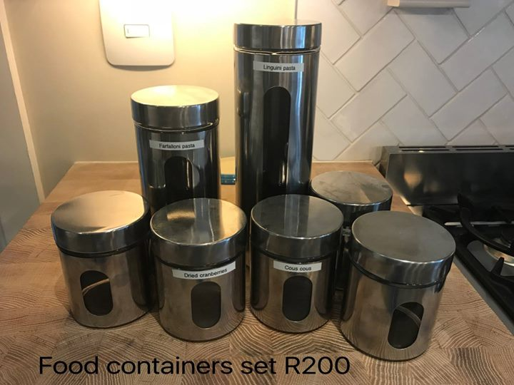 Food container set