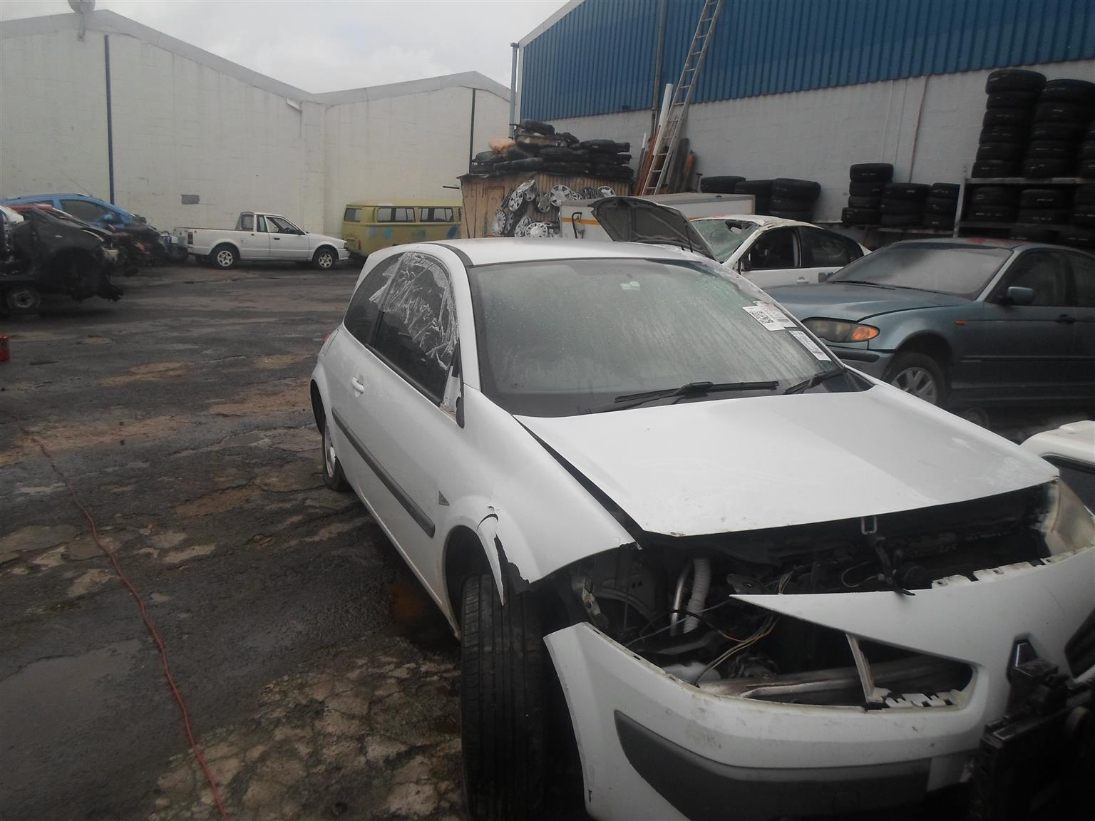 2007 Renault Megane Spares available
