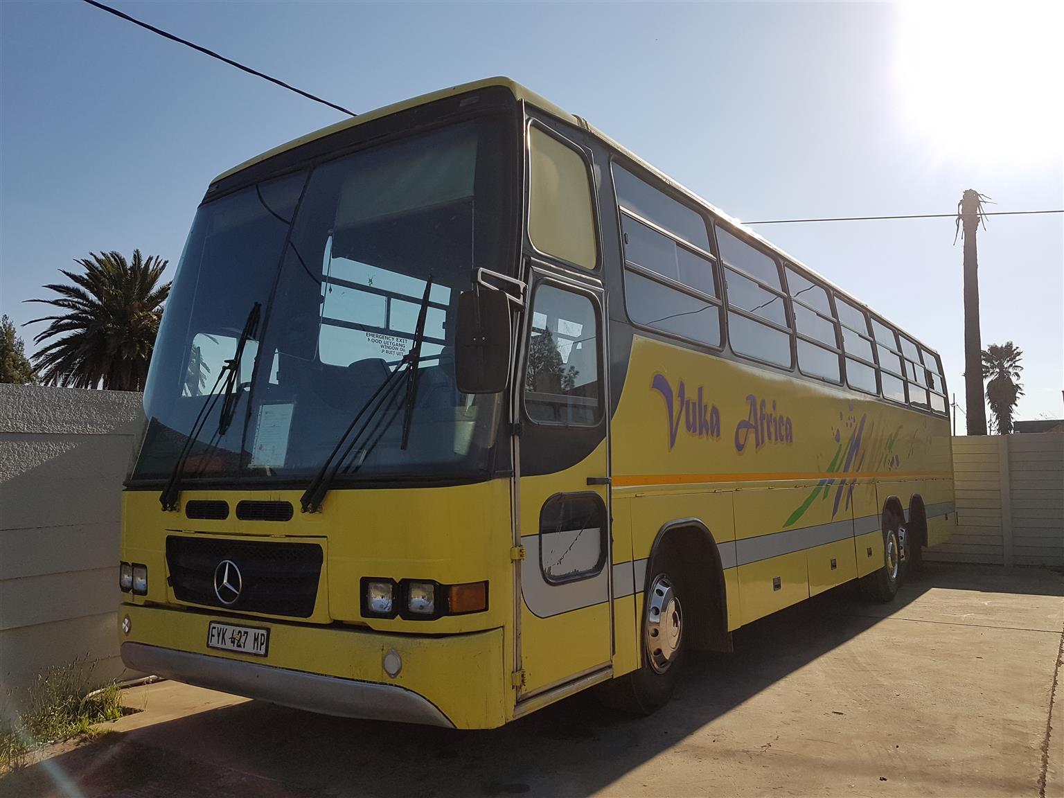 mercedes 1729 bus